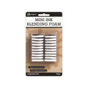 "MINI INK BLENDING TOOL REPLACEMENT FOAM 1"" Round - PACK OF 20 - Inkssentials Collection from Ranger"
