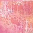 OLIVIA 12 x 12 Scrapbook Patterned Paper from Melissa Frances