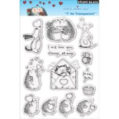 EVERY WHICH WAY Clear Stamp Set from Penny Black