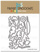 New! BOTANICALS 1 Dies from Paper Smooches