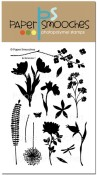 BOTANICALS 1 Clear Stamp Set from Paper Smooches
