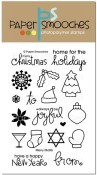 MERRY MOTIFS Clear Stamp Set from Paper Smooches