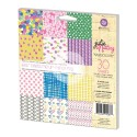 KALEIDOSCOPE 6x6 DOUBLE-SIDED PAPER PAD Julie Nutting Collection from Prima Marketing