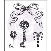 EPIPHANY 1 Clear Stamp Set Epiphany Collection from Prima Marketing