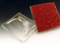MEGA MOUNT Clear Acrylic Stamping Block from Impression Obsession