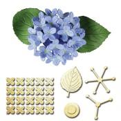**PREORDER** New! HYDRANGEA Shapeabilities Create-A-Flower D-Lites Die Set from Spellbinders