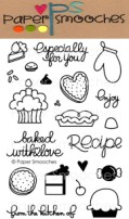 YUMMERS Clear Stamp Set Kismet Collection from Paper Smooches