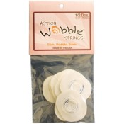 ACTION WOBBLE SPRINGS - Package of 6