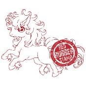 BABY UNICORN Rubber Stamp from Make It Crafty