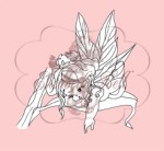 A FAIRY GOOD REST Clear Stamp Set Elisabeth Bell Designs from Belles 'N Whistles