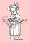 WARM APPLE PIE Clear Stamp Elisabeth Bell Designs from Belles 'N Whistles