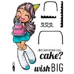 BIG WISHES Clear Stamp Set from Some Odd Girl