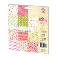 BLUSH 6x6 DOUBLE-SIDED PAPER PAD Julie Nutting Collection from Prima Marketing