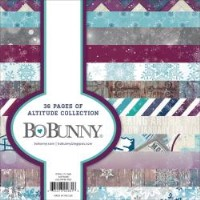 ALTITUDE 6x6 Scrapbook Paper Pack from Bo Bunny