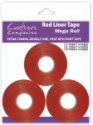 RED LINER TAPE MEGA ROLL BUNDLE OF 3 from Crafter's Companion