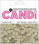 Candi Dots Embellishments CHIPS Chipboard from Craftwork Cards