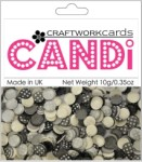 Candi Dots Embellishments RITZ from Craftwork Cards