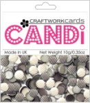 Candi Dots Embellishments SAVILLE ROW from Craftwork Cards