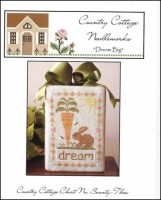 DREAM BIG Cross Stitch Pattern from Country Cottage Needleworks