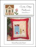 Snow Place Like Home Series - SNOW PLACE 1 - Cross Stitch Chart from Country Cottage Needleworks