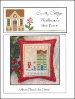 Snow Place Like Home Series - SNOW PLACE 5 - Cross Stitch Chart from Country Cottage Needleworks