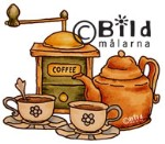 COFFEE Stamp from Bildmalarna