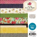 RANDOM 6x6 Scrapbook Patterned Paper from Crate Paper by American Crafts