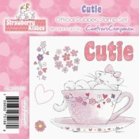 CUTIE Strawberry Kisses Collection from Crafter's Companion