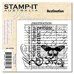 DESTINATION Stamp It Australia Discovery Collection from Crafter's Companion