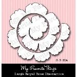 DIE-NAMICS LARGE ROYAL ROSE DIE from My Favorite Things MFT Stamps