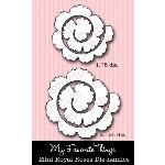 DIE-NAMICS MINI ROYAL ROSES DIE from My Favorite Things MFT Stamps