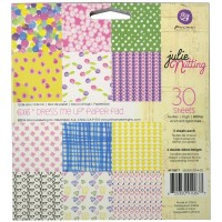 DRESS ME UP 6x6 Paper Pack Julie Nutting Collection from Prima Marketing