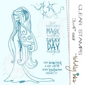 EVERYDAY MAGIC Clear Stamp Set from Tiddly Inks