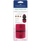 MIX & MATCH GRIP TRIO SHARPENER from Faber-Castell
