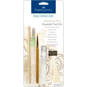 MIX & MATCH MIXED MEDIA ESSENTIALS TOOL SET from Faber-Castell