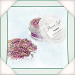 Flower Soft Sprinkles - HEATHER - Soft Mixed Colors Collection
