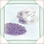 Flower Soft Sprinkles - LAVENDER - Soft Mixed Colors Collection
