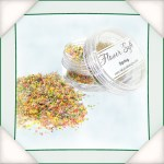 Flower Soft Sprinkles - SPRING - Soft Mixed Colors Collection