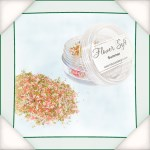 Flower Soft Sprinkles - SUMMER - Soft Mixed Colors Collection