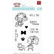 FUREVER Clear Stamp Set from The Greeting Farm