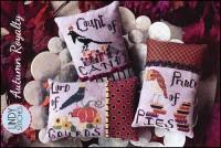 AUTUMN ROYALTY Cross Stitch Pattern by Lindy Stitches