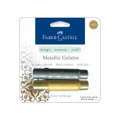 MIX & MATCH GELATOS STICKS GOLD & SILVER from Faber-Castell