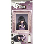 GORJUSS WE CAN ALL SHINE MINI DECOUPAGE PACK Gorjuss Girls Collection from Docrafts