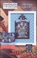 Chalk Full Series - HIP HOP CHALK FULL Cross Stitch Pattern from Hands On Design