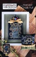 Chalk Full Series - HARVEST CHALK FULL Cross Stitch Pattern from Hands On Design