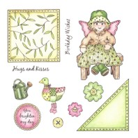 HELENE Patchwork Polly from Crafter's Companion