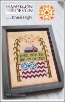 KNEE HIGH Cross Stitch Pattern from Hands On Design