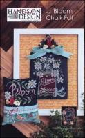 Chalk Full Series - BLOOM CHALK FULL Cross Stitch Pattern from Hands On Design