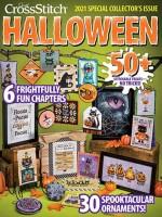 Just Cross Stitch Magazine - HALLOWEEN 2021 Special Edition
