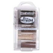 FRANTAGE ENCRUSTED JEWEL KIT BRONZE from Stampendous